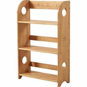 Bücherregal ♥ BÜCHERREGAL SCHMAL HOCH ♥ Holz ♥ Natur