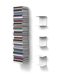 unsichtbares Bücherregal - schmales Regal für Bücher